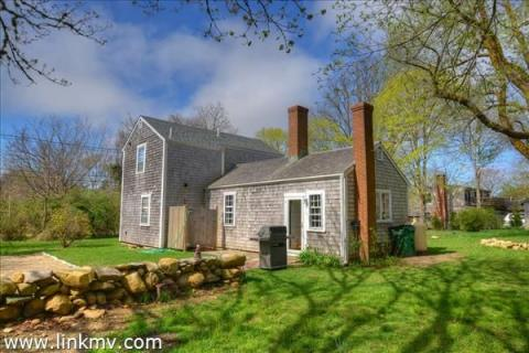 Single Family  Home for Sale in West Tisbury, #32426