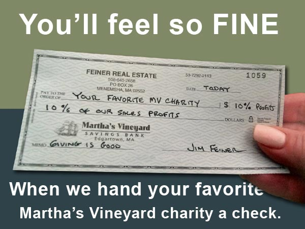 martha's vineyard feiner real estate